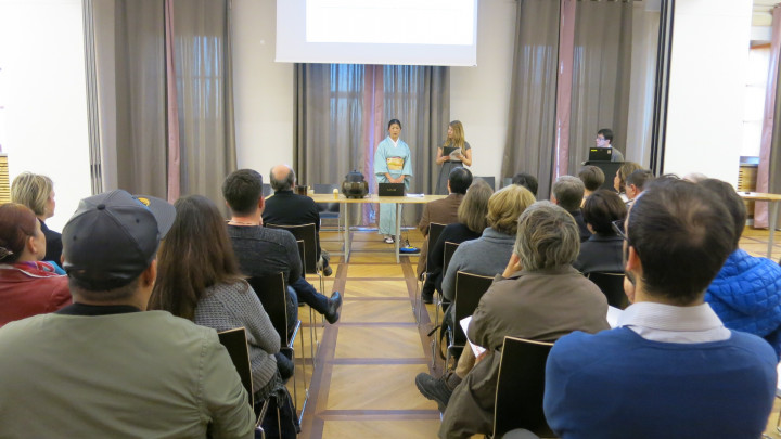 Introduction of Matcha at University of Slovenia